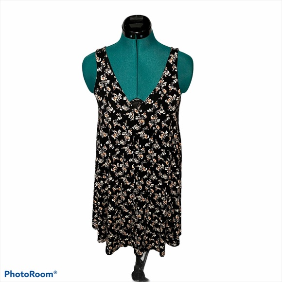 American Eagle Soft & Sexy Floral Dress